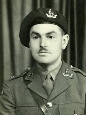 Lt 'Jim' James.