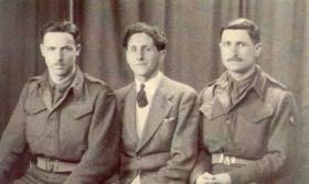 The Jamieson brothers, 9 March 1945