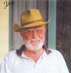 Jim Ballantyne in later years.