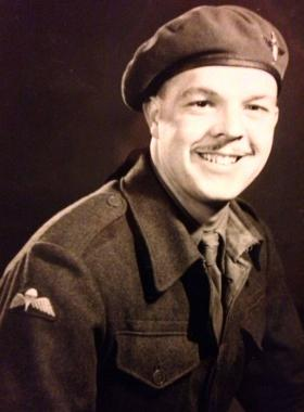Pte John Archer, 6th (Royal Welch) Parachute Battalion, date unknown.