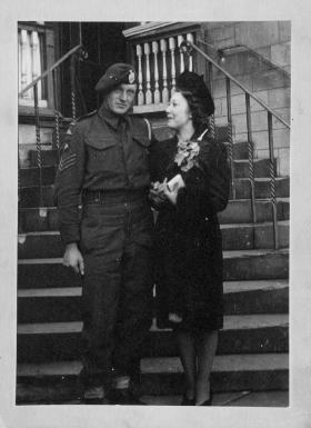 John Boyd's marriage in 1942