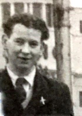 John Flaherty, 1950.