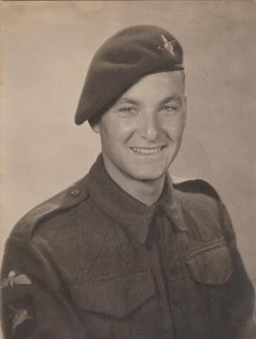 Dvr John J Kennell, 1944.