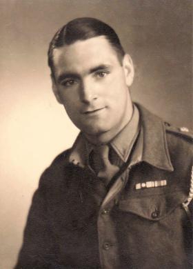 John Timothy portrait photograph c1944