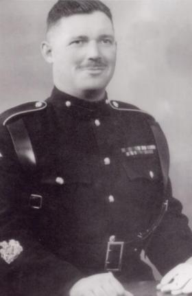 RSM John Stevenson