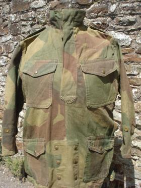 Denison Smock, 2nd Pattern, dated 1944 (Manufactured by John Gordon & Co)