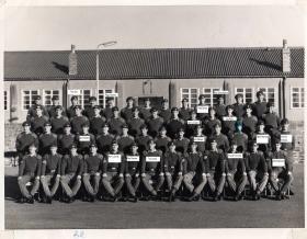 Junior NCOs Brecon Course October to December 1972