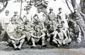 Members of 2 PARA, Jungle Warfare School in Malaysia, 1968.