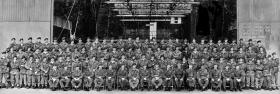 Para Course, No 1 PTS RAF Abingdon, 1953