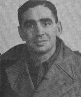 Captain Lipmann Kessel c1944.