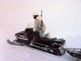 Pte Kevin Howard, Reece Platoon, 1 PARA, Norway 1985.