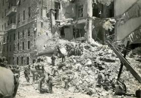 Destruction of King David Hotel
