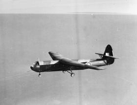 A Horsa Mk I of the Airborne Forces Experimental Establishment c1941/42