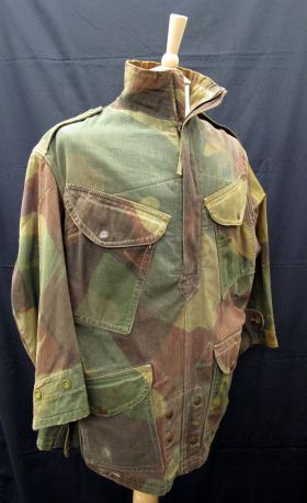 Denison Smock 2nd Pattern, from the Airborne Assault Museum Collection, Duxford.