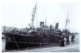 Operation BOBCAT, Haifa 1947.