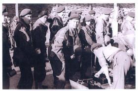 Operation BOBCAT, Haifa docks.