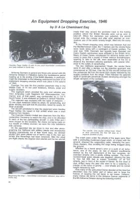Article from The Gunner, issue 171, February 1985.