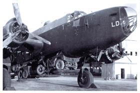 Exercise YEO - RAF Aqir and Yibneh DZ, 1946