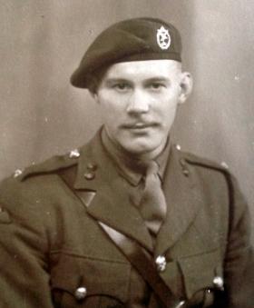Lt Leslie Wilson c1942