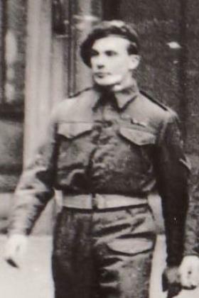 Cpl Anthony Lloyd March 1944
