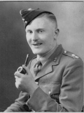 Lt Alex Allen approx 1942