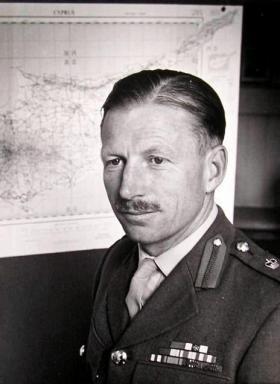Lt Col Deane-Drummond, c1960s.