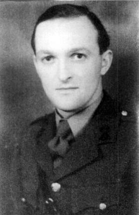 Lt Norman Reid, date unknown.