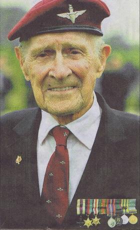 Hugh Pond MC, c2000.