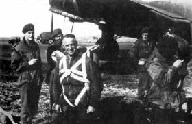 Lt Pat Glover, c1950s
