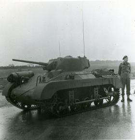 M22 Locust Airborne Tank, c.1944