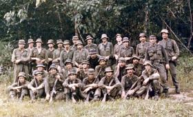 Patrol Coy, 2 PARA, Malaysia, 1973.