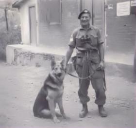 Sgt Joe Mallen June 1956