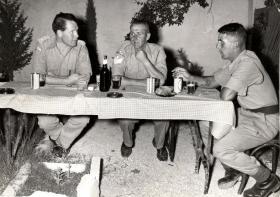 Members of 3 PARA, Jordan, c1958.