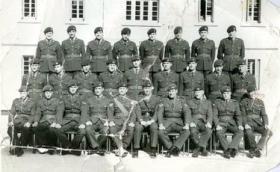 3 Platoon, A Company, 3 PARA, Malta 1969.