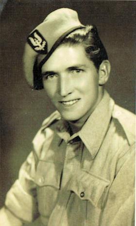 Sergeant Stanley Martin, undated.
