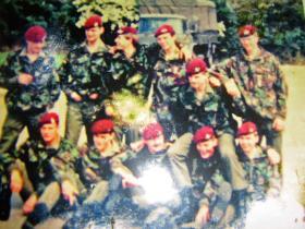 Members of 144 PFA 1980s