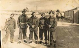 Members of 6th Para Bn unknown location