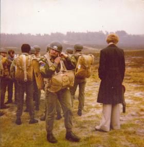 Families Day Hankley Common, 1975.