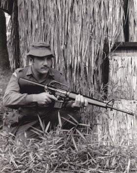 John Mundy Malaya 1974