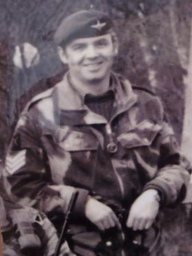 Sgt Dave Murphy 1976.