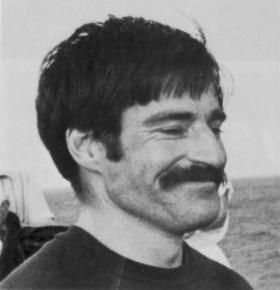 Major Phil Neame c1982
