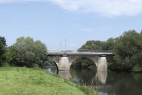 Neustadt bridge, August 2011