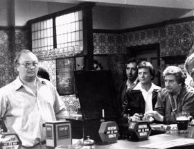 Fred Feast as Fred Gee in Coronation Street