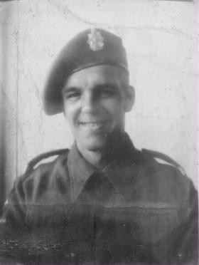 Pte Horace Newby