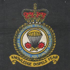 Badge of No. 1 PTS Abingdon