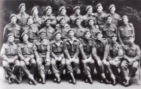 No 17 Platoon C Company 1st Battalion The Border Regiment, June 1944
