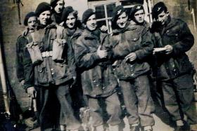 Soldiers from 7th (LI) Para Bn c1945