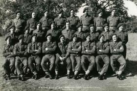 No 10 Platoon, B Coy, 10th Parachute Battalion, June 1944