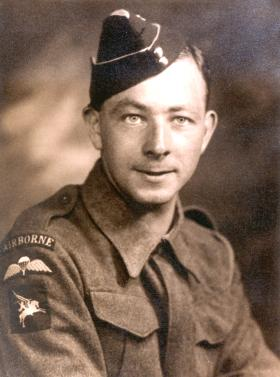 Lance Corporal Norman Harris