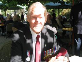 Norman Swift - 60th Aniversary at Arnhem